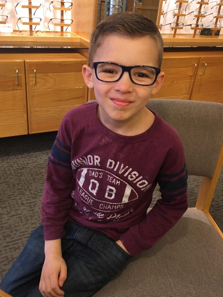5 Tips To Making Glasses Cool For Your Kids