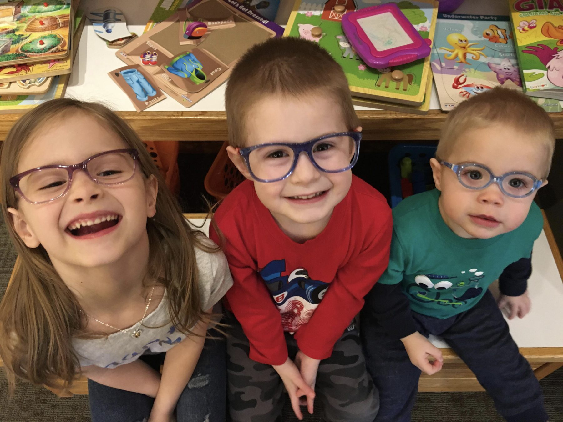 5 Must Haves For Your Child's Glasses
